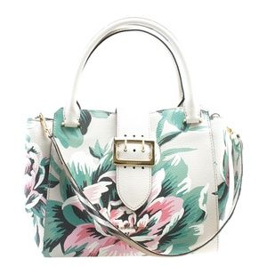 Burberry Medium Floral Buckle 2- Way Bag 179549